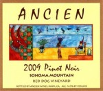 Ancien Red Dog 2009 Vintage