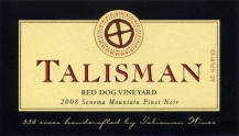 Talisman 2008 Red Dog Pinot Noir